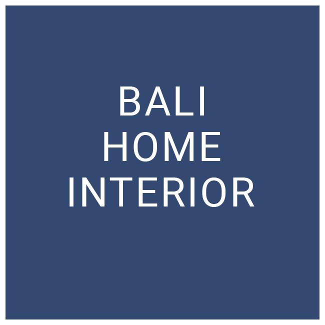 Bali Home Interior