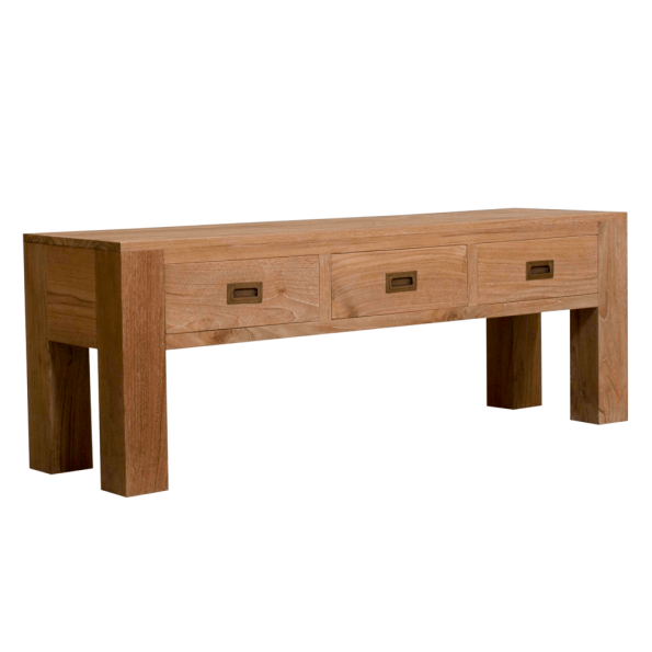 End Bed Table - Bali Home Interior